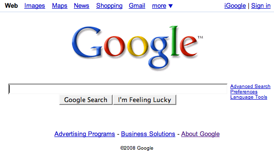 Facebook es la consulta más buscada en Google en 2011