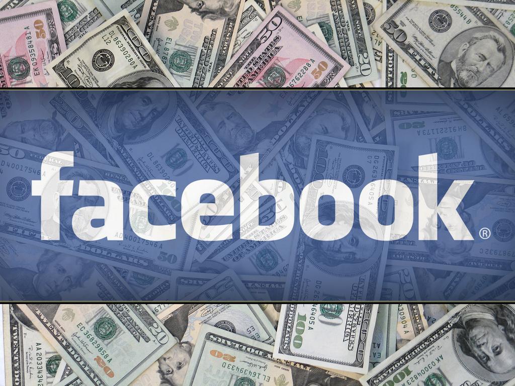 Facebook vale 15 millones de euros para Europa