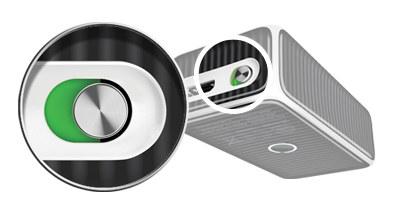 Logitech lanza Cube, un mouse diseñado para uso portátil