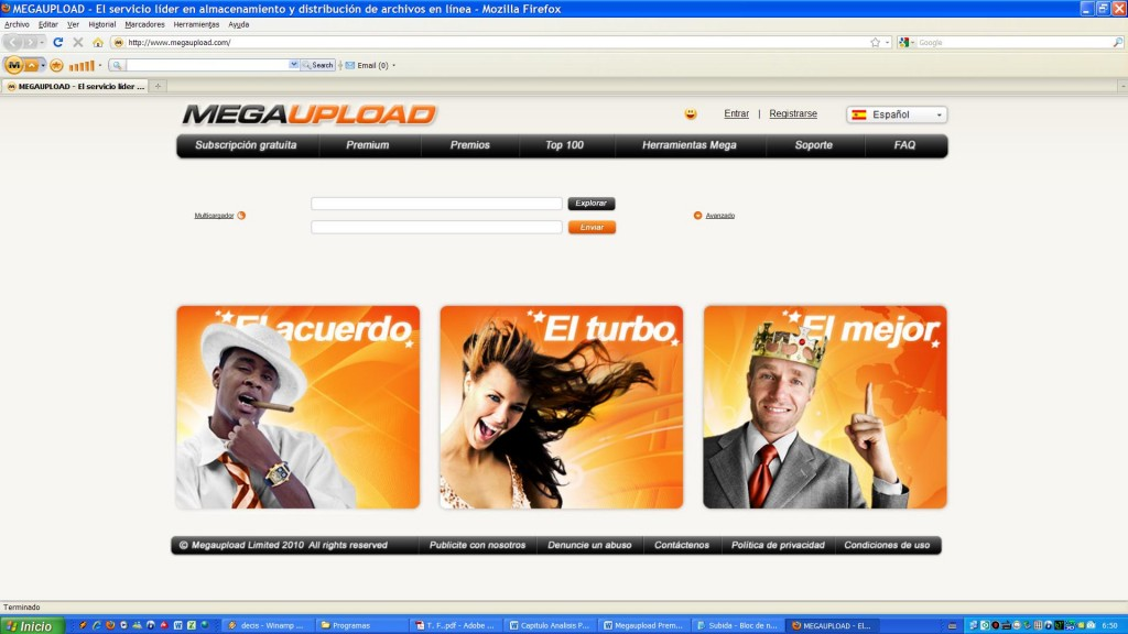 megaupload, fbi, pirateria, ley sopa