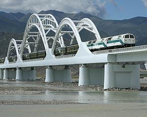china, tren china