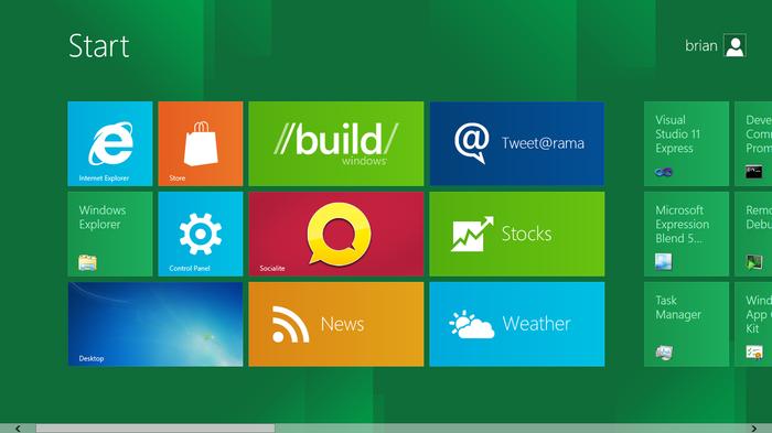 Microsoft se prepara para brindar los detalles de Windows Store