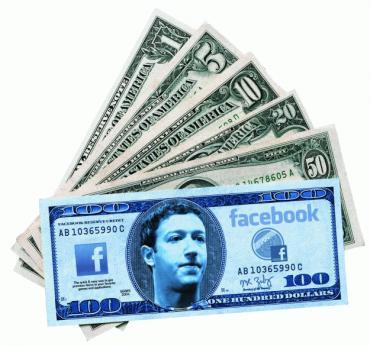 Facebook valdría más de 100 millones