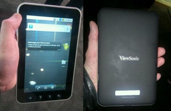 ViewSonic presenta 3 nuevos tablet en el Mobile World Congress de Barcelona