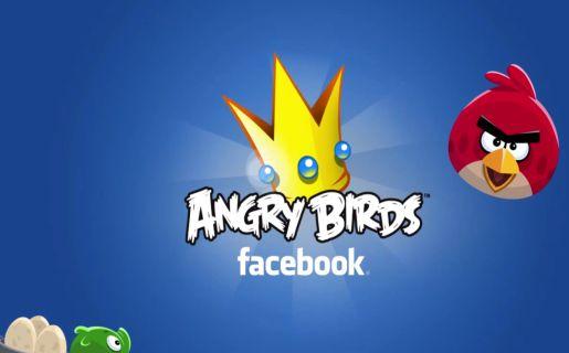 Angry Birds busca amigos en Facebook