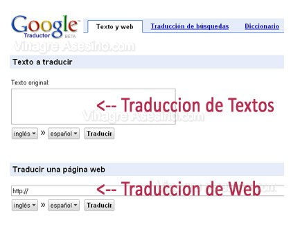 traductor google, manuel fraga, abraham lincoln