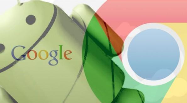 Google Chrome llega a Android