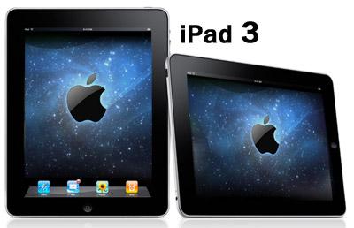 El iPad 3 contará con procesador A5X y cámara de 8 megapíxeles
