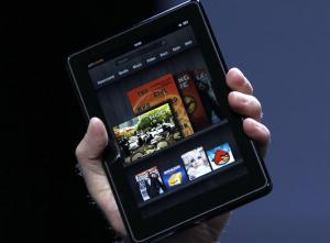 smartphones, nook, kindle fire