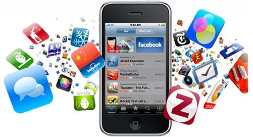descarga de aplicaciones, smartphones