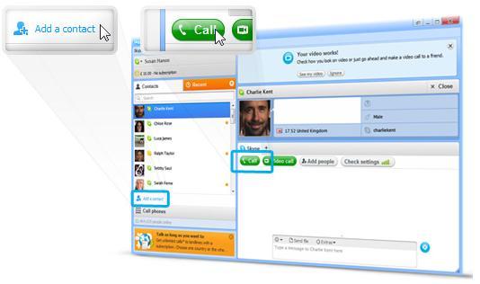 Skype 5.8 para Windows ya está disponible