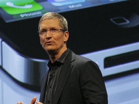 Apple, Tim Cook, y la ley de grandes números