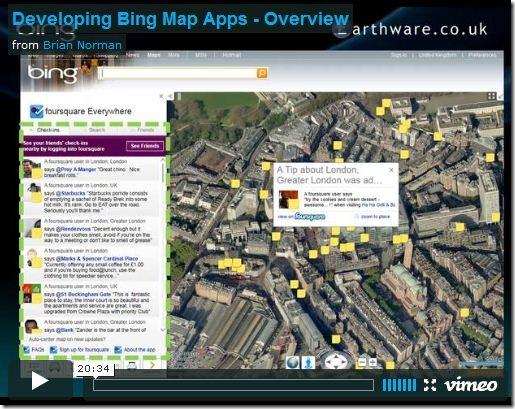 Bing Maps: SDK para Windows 8