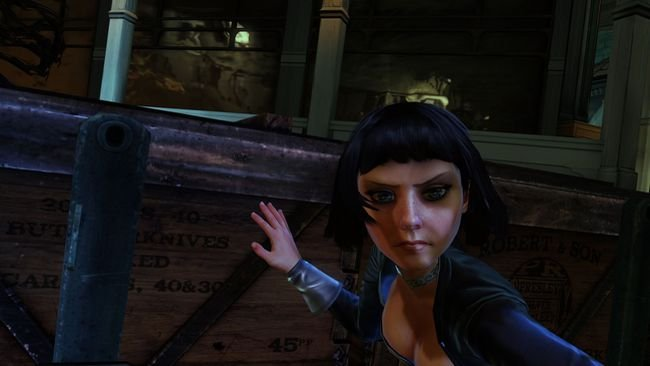 bioshock infinite, 2k games