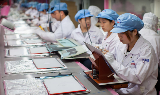 apple, foxconn
