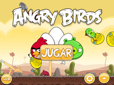 Incertidumbre acerca del debut de Angry Birds en Windows Phone Marketplace