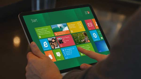 Dell pretende un tablet PC con Windows 8
