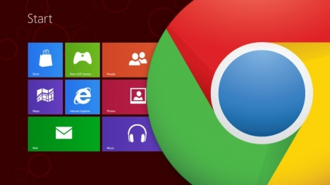 Google anuncia Chrome para Windows 8