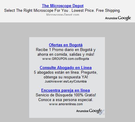 Google elimina avisos malintencionados de AdSense