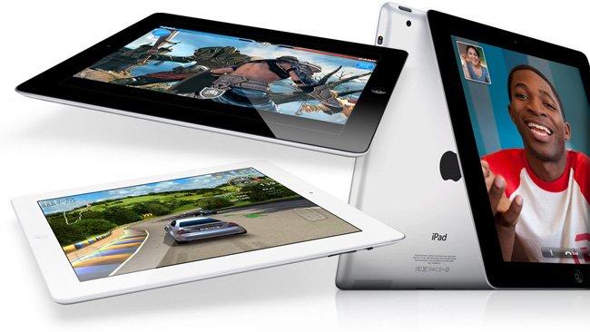 Apple espera lograr los 65 millones de iPads en un año