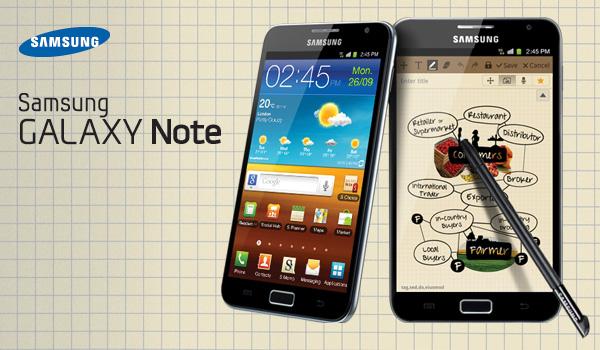 Samsung Galaxy Note vende 5 millones de unidades