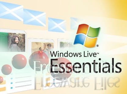 Windows Live Essentials, actualización en curso