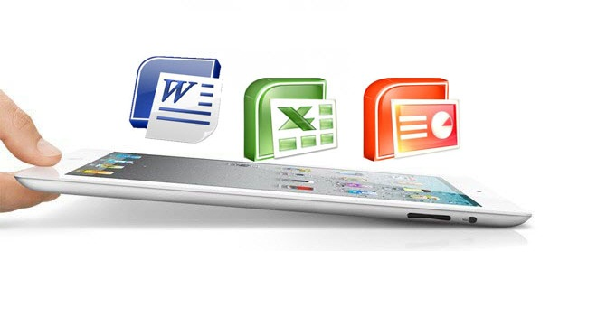 Office para iPad arribará a App Store