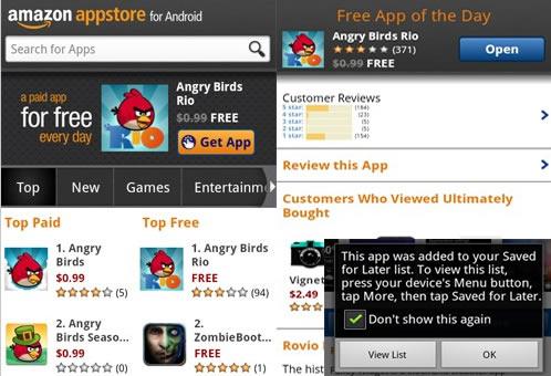 amazon, amazon app store