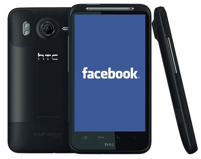 Facebook y HTC preparan el lanzamiento de Facebook Phone