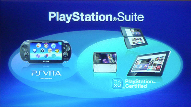 sony, kit desarrollo para playstation suite, playstation vita