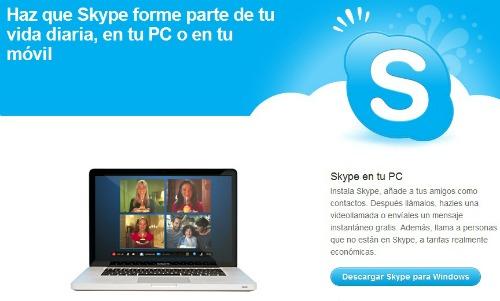 Actualizaciones de Skype para Windows y Mac