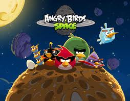 angry birds space, playbook