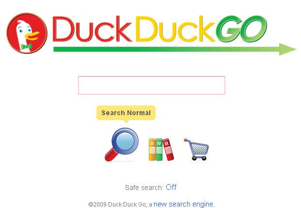 DuckDuckGo, el motor de búsqueda ha crece de modo discreto