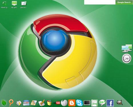 Chrome OS, menos navegador y más sistema operativo