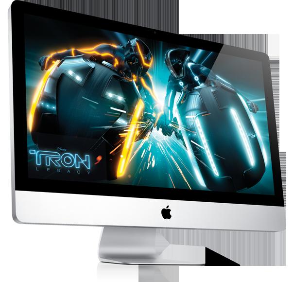 Nueva iMac de Apple con pantalla anti-reflejos