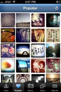 instagram, facebook
