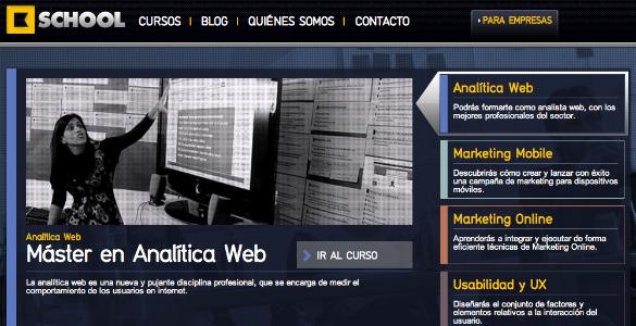 kschool, programa avanzado periodistas 2.0