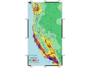 nasa, gps, terremotos