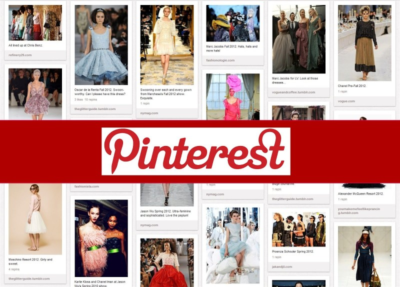 Pinterest desembarca en Amazon y eBay