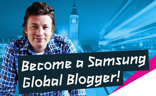 Samsung selecciona bloggers para los Juegos Olímpicos de Londres