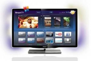 smart tv, televisiones conectadas
