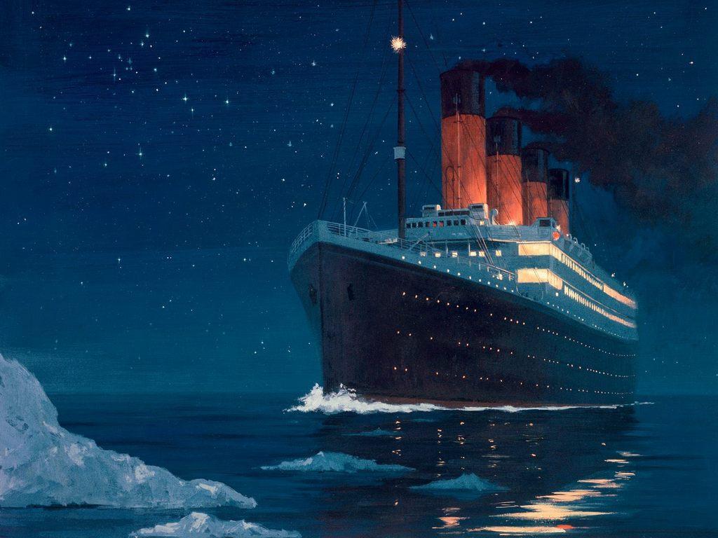 titanic, ancestry