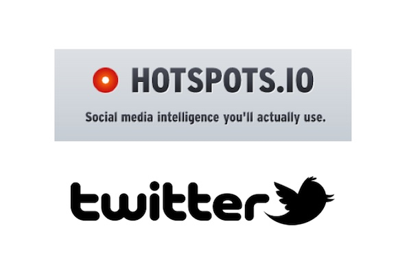 Twitter adquiere Hotspots.io