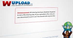 fileserve, wupload, almacenamiento de datos