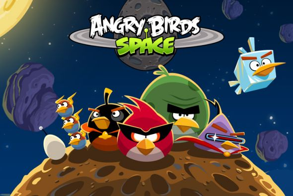 Angry Birds Space llegará a Windows Phone
