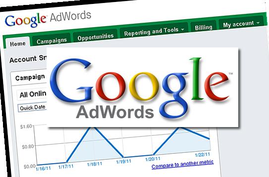Google AdWords presentará una actualización en mayo