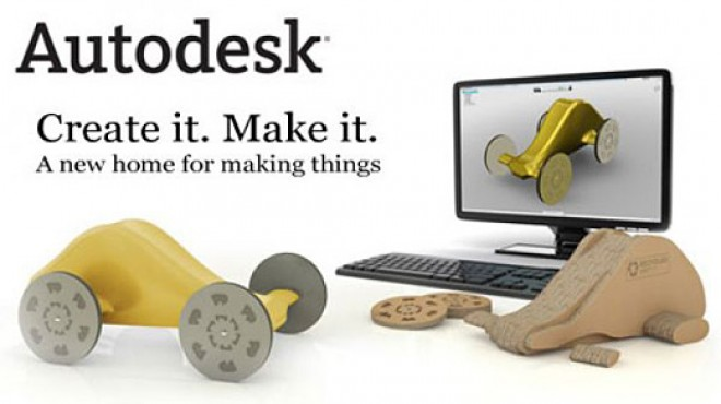 Autodesk 123D, ahora disponible para iPad