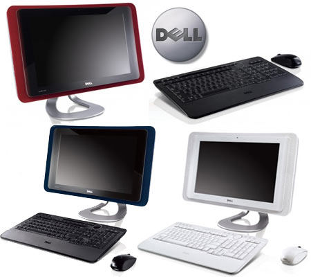 Dell presenta tres nuevos modelos de ordenadores all-in-one
