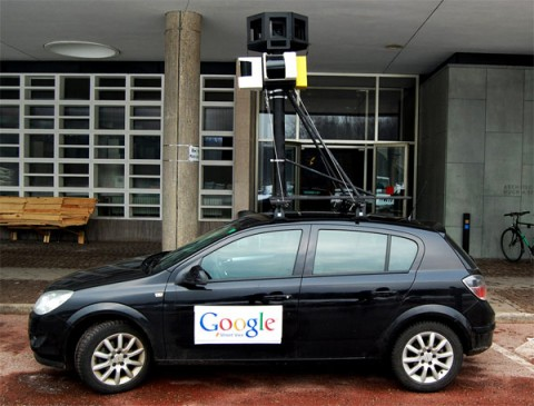FCC sanciona a Google por Street View