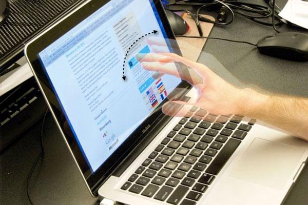 Microsoft SoundWave, gestor con el efecto Doppler